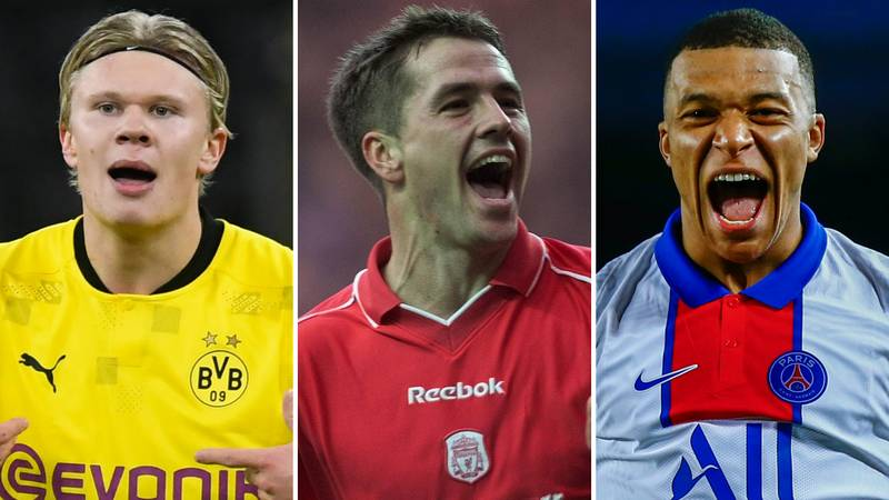 'Erling Haaland And Kylian Mbappe Don't Compare To A Prime Michael Owen At Liverpool'