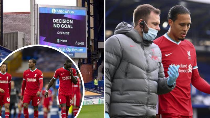 Furious Liverpool Fan Refuses To Watch Reds Play Again Until 'VAR Is Gone' After Merseyside Drama