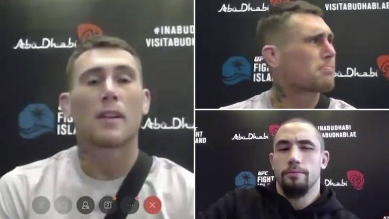 Darren Till And Robert Whittaker Left Speechless By The Most Confusing Questions Ever