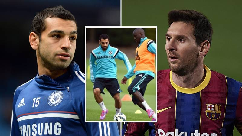 """In Chelsea Training, Mohamed Salah Was Like Lionel Messi"""
