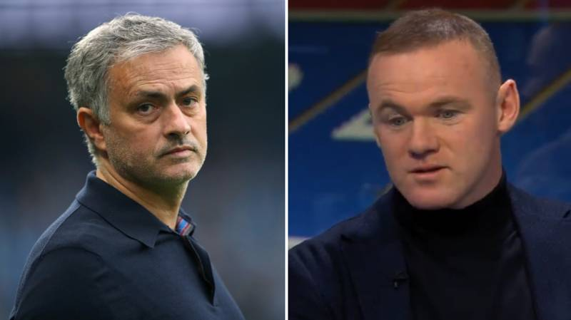 Wayne Rooney Reveals Even The Kitchen Staff Were Fed Up Under Jose Mourinho