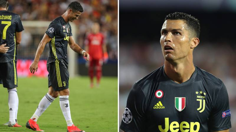 Spanish Journalist Has Mad Conspiracy Theory About Cristiano Ronaldo's Sending Off