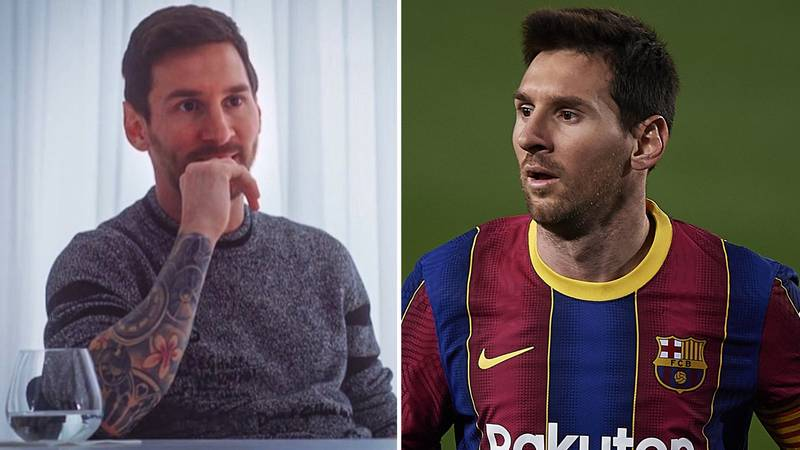 Barcelona Superstar Lionel Messi Names Four Sports Athletes He Admires The Most Right Now