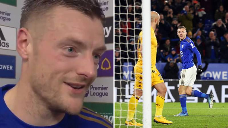 Jamie Vardy Reveals Why He Mocked Pepe Reina After Scoring His Penalty