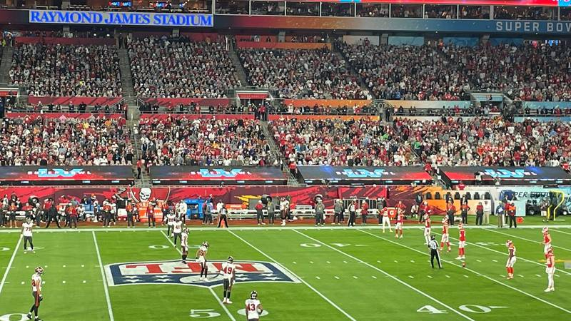 Damning Photograph Shows Just How Many Fans Attended The Super Bowl