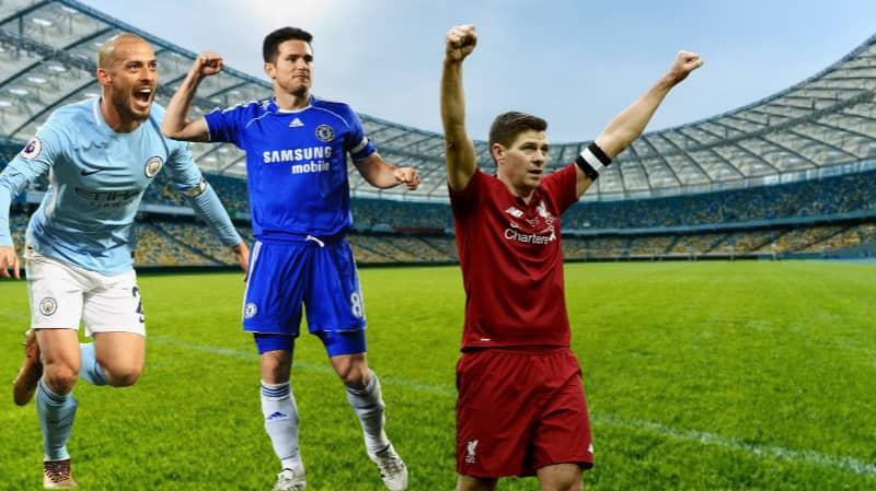 Frank Lampard Named Best Premier League Attacking Midfielder