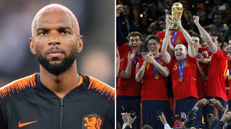 Ryan Babel Accuses 'Big Four' Of Costing The Netherlands Victory In The 2010 World Cup