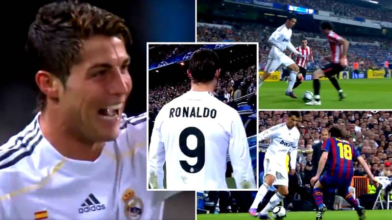 Cristiano Ronaldo's Sole Season As 'CR9' At Real Madrid Was Genuinely Incredible
