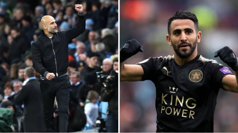 Riyad Mahrez Set to Complete Manchester City Medical
