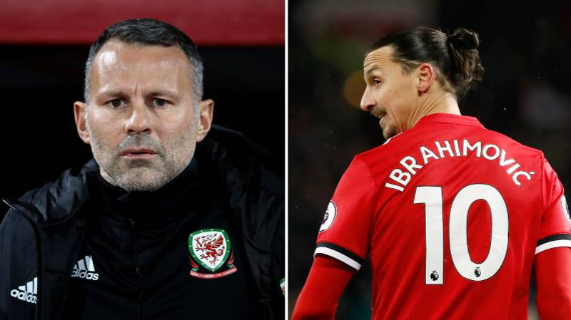 Ryan Giggs Hits Back At Zlatan Ibrahimovic Over 'Class of 92' Jibe