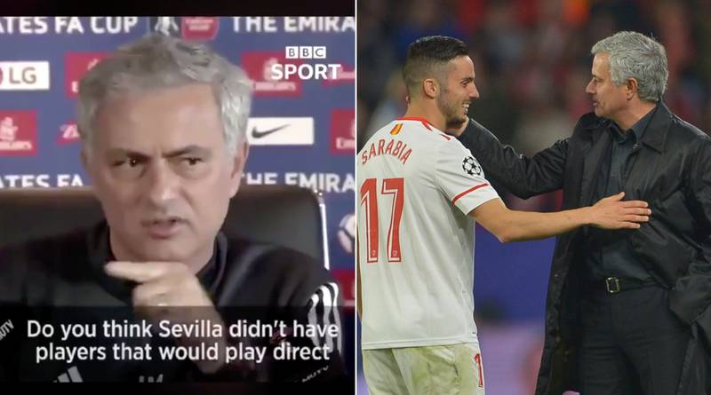 Jose Mourinho's Infamous Football Heritage Rant Goes Viral Again