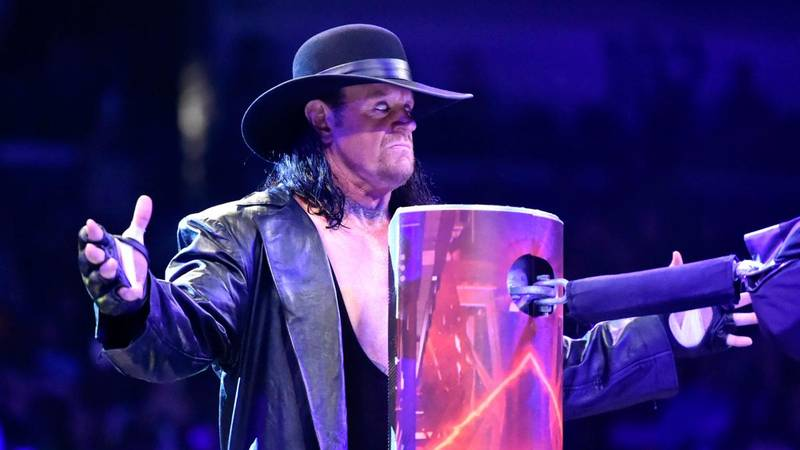 The Undertaker Announces Entry In The 2017 Royal Rumble