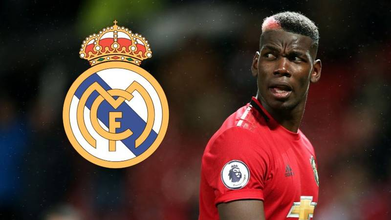 Real Madrid Have Four Potential Players To Include In Paul Pogba Swap