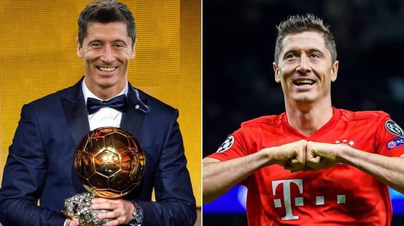 Someone Has Started A Petition Demanding Robert Lewandowski Receives Ballon d'Or Award