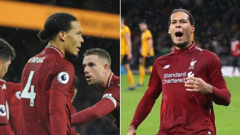 Virgil van Dijk's Stats For Liverpool In The Premier League Are Genuinely Mind-Blowing