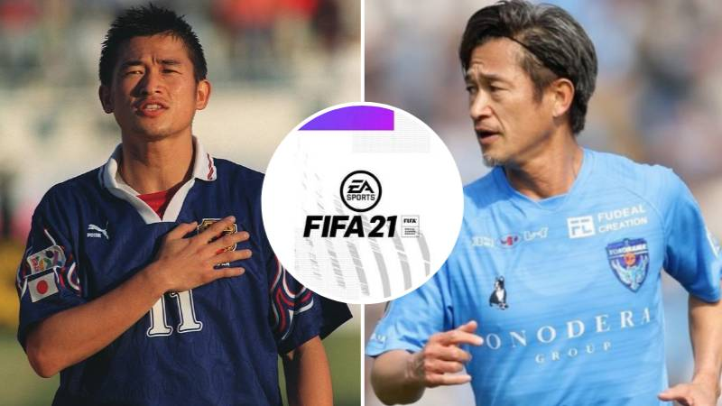 The World's Oldest Professional Footballer Will Be In FIFA 21