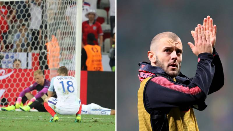 Jack Wilshere Responds To His And Joe Hart's England Rejection In Hilarious Fashion