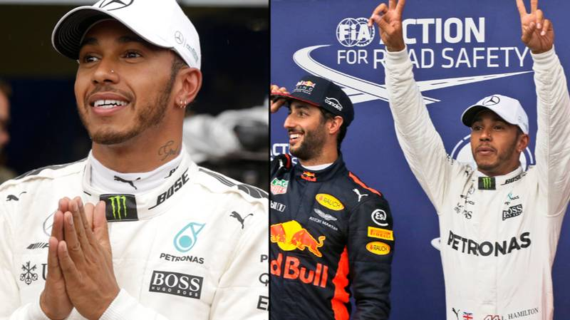 Lewis Hamilton Breaks All-Time Record With 69th Career Pole Position