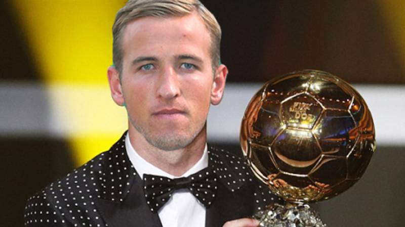 Harry Kane Has The Credentials To Become A Future Ballon d'Or Winner