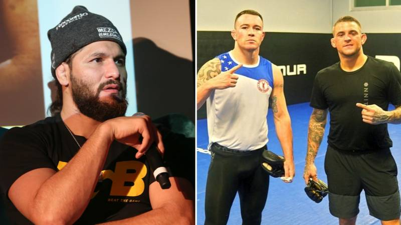 Jorge Masvidal Savagely Trolls Colby Covington After American Top Team Implement New Rule