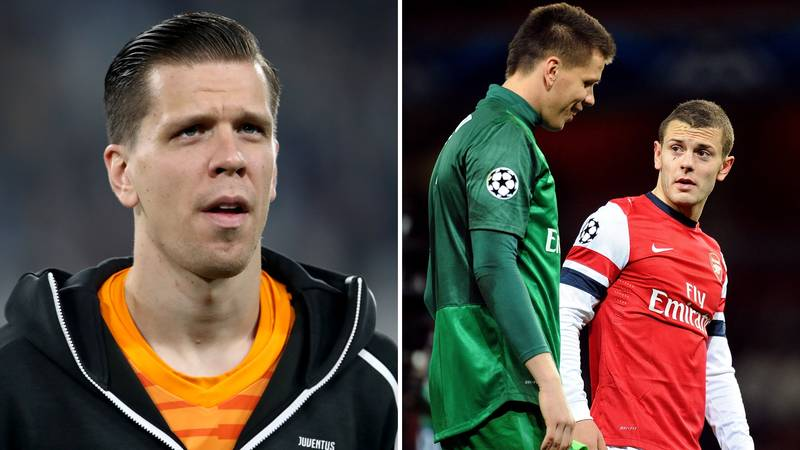 Wojciech Szczęsny Shares Hilarious Story Of What A Drunk Jack Wilshere Did At His Wedding