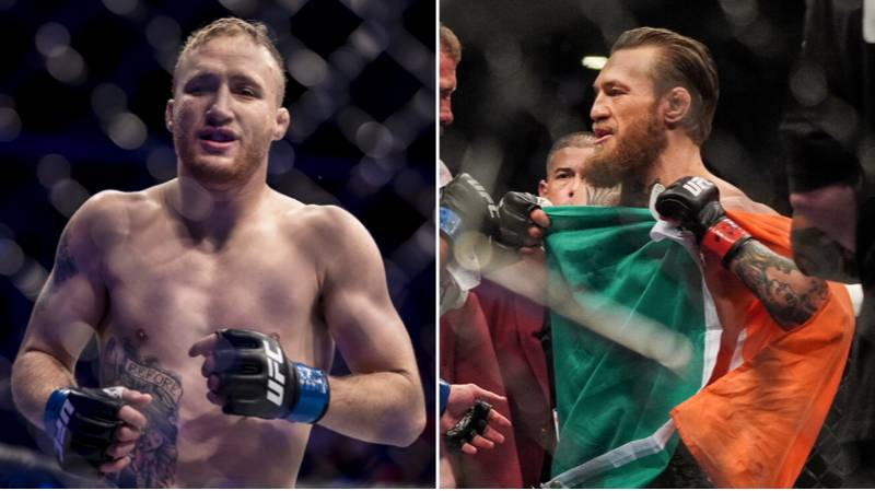 The Damning Tweet From Justin Gaethje That Provoked Conor McGregor To Threaten Him On Twitter