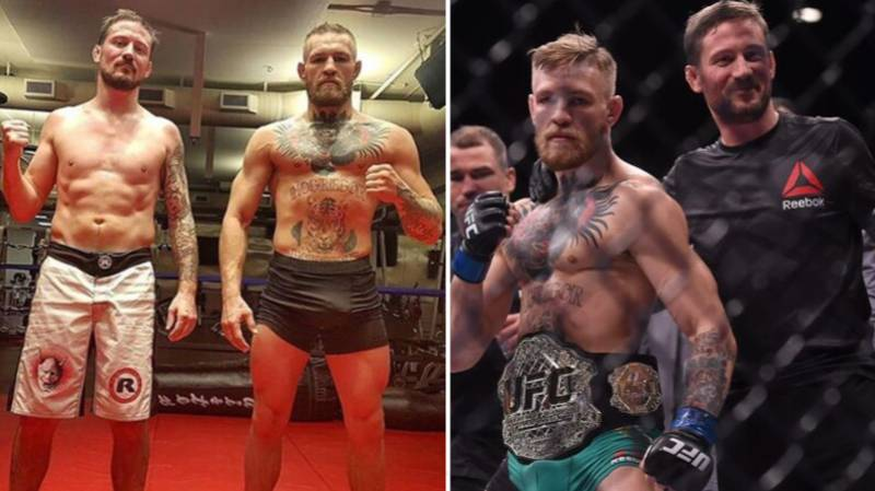Conor McGregor's Coach John Kavanagh Gets Fans Excited With Instagram Post