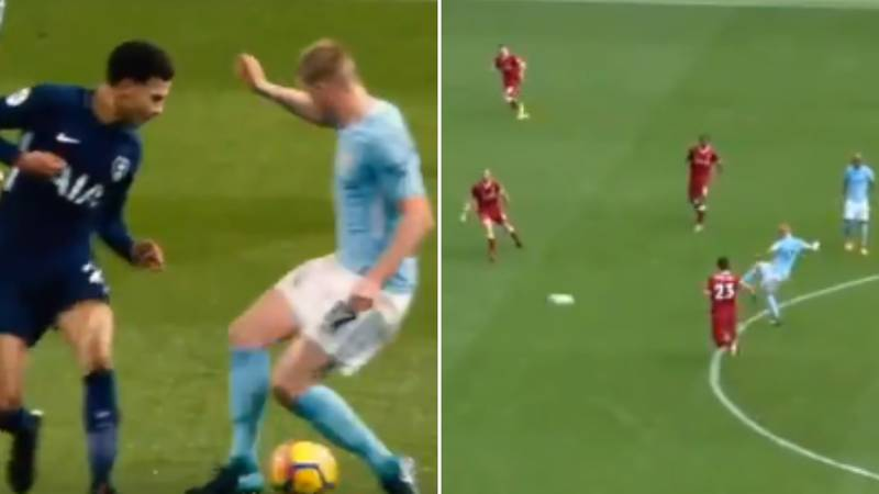 Stunning Kevin De Bruyne Compilation Proves He Is The World's Best Midfielder