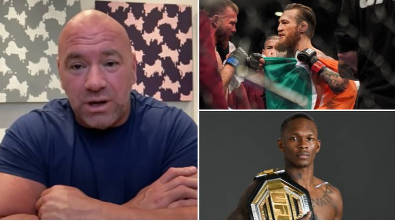 UFC President Dana White Has A Theory About Conor McGregor's Social Media Outbursts