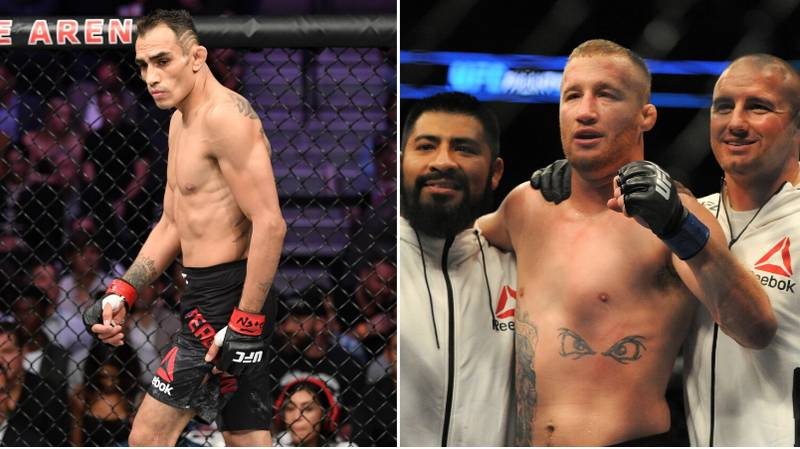 Justin Gaethje Agrees To Fight Tony Ferguson At UFC 249, Potential Location Revealed