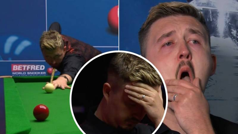 Kyren Wilson And Anthony McGill Play Out Incredible Deciding Frame