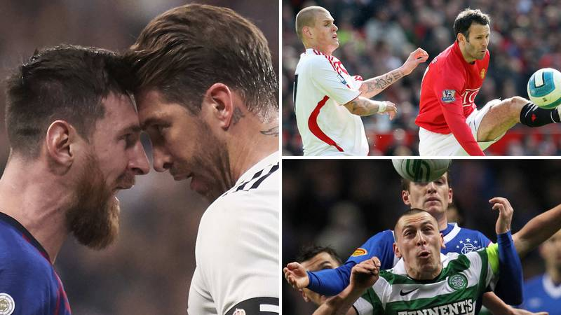 The 10 Greatest Rivalries In Club Football History Have Been Named And Ranked