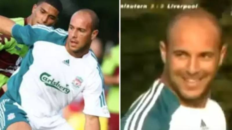 When Pepe Reina Played In Midfield For Liverpool