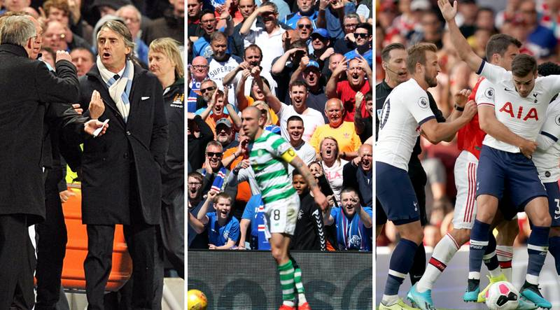 World Football's Biggest Club Derby Games Have Been Ranked