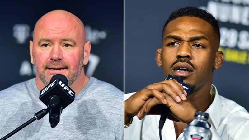 Jon Jones Confirms He's Vacated The UFC Light Heavyweight Title