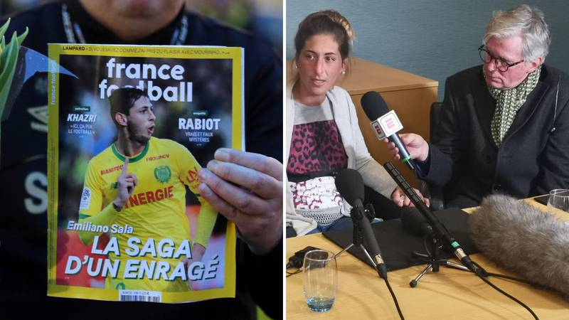 Emiliano Sala's Family Are Not Giving Up And Are Planning To Fund Search Efforts