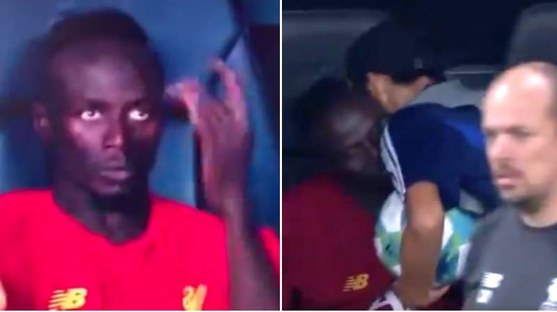 Sadio Mane's Gesture To Ball Boy During Super Cup Proves He's The Nicest Guy In Football