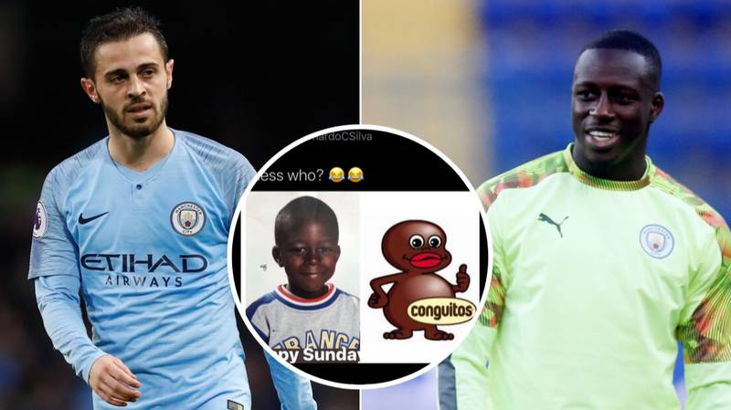 Bernardo Silva Forced To Delete 'Racist' Tweet About Teammate Benjamin Mendy