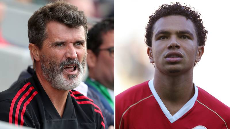 Roy Keane Brutally Put Kieran Richardson In His Place For The Way He Showed Up To Training