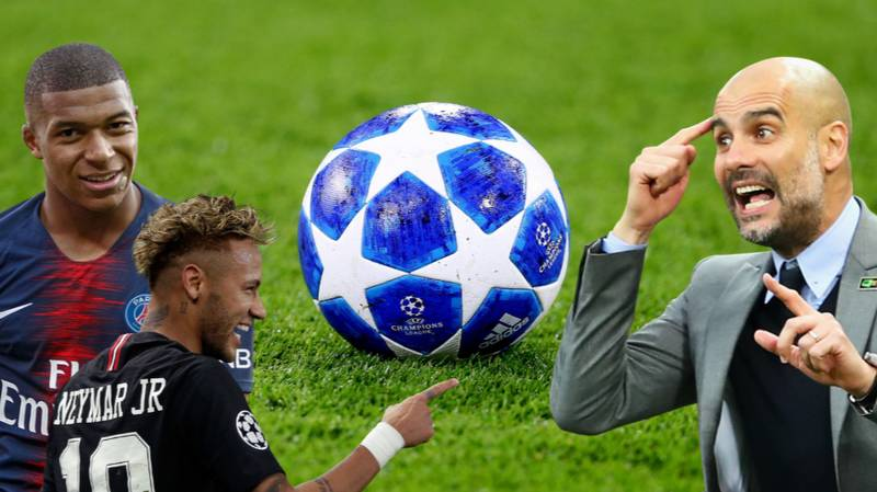 Man City And PSG Face Calls To Be Kicked Out Of The Champions League