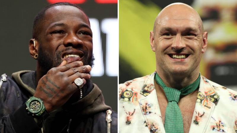 Three-Man Shortlist For Tyson Fury's Homecoming Fight Revealed After Deontay Wilder Trilogy Bout 'Called Off'