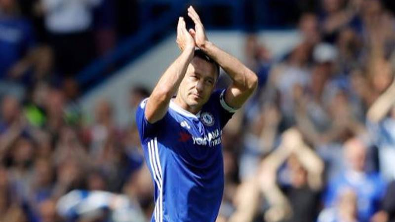 Chelsea And Sunderland Could Be In Trouble For Terry's 26th Minute Substitution