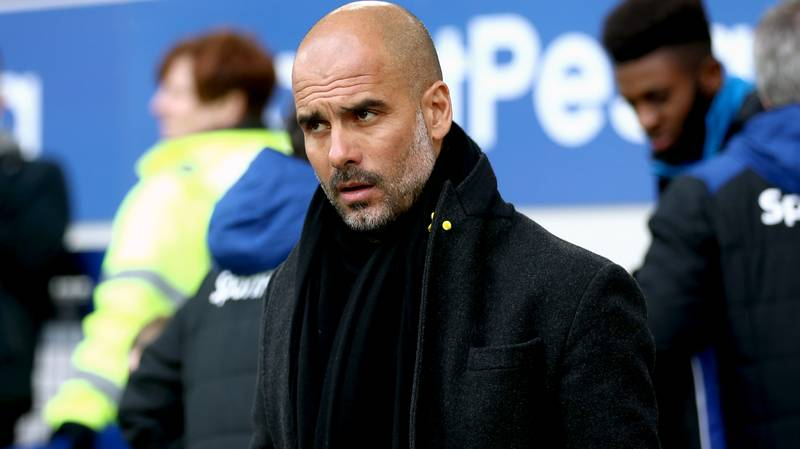 Manchester City Poised To Play Weakened Team Against Manchester United