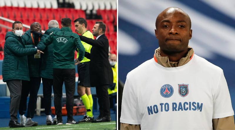 Pierre Webo Gives First Account Of Racism Storm From Champions League Game