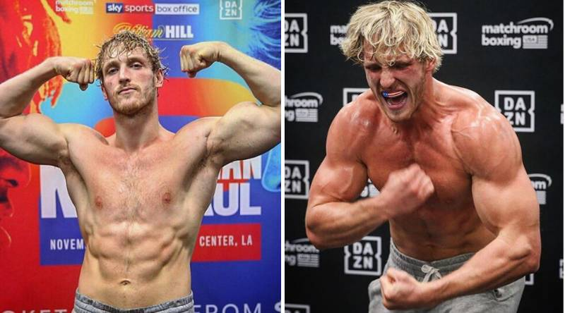Stunned Fans Want Logan Paul Drug Tested After Photo Is Released Of Him Looking Insanely 'Jacked'