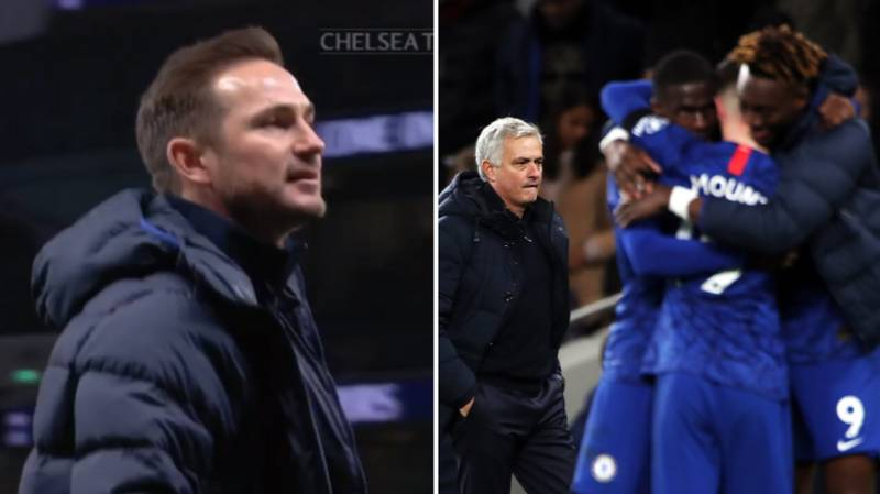 John Terry Takes Hilarious Dig At Spurs After Chelsea Win