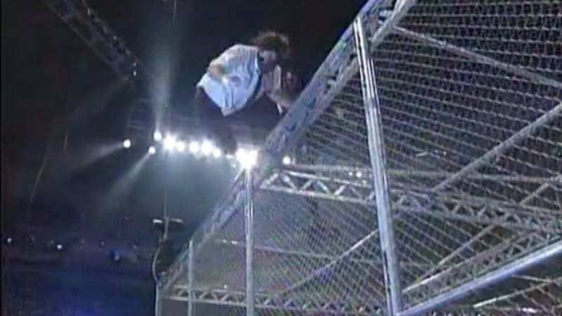 WATCH: 19 Years Ago Today Possibly The Most Iconic Moment In WWE History Took Place