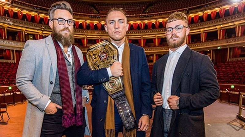 WWE UK Champ Pete Dunne: Taking On Undisputed Era At Royal Albert Hall Was A Career Highlight