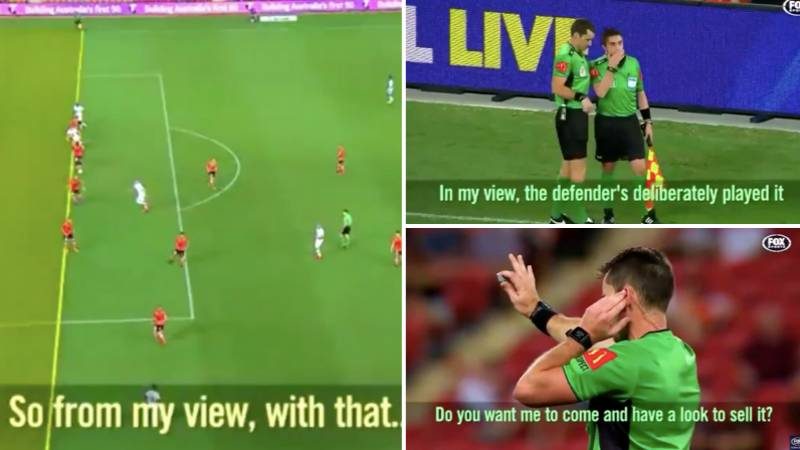 Fans Demand Premier League Copy VAR Process From A-League