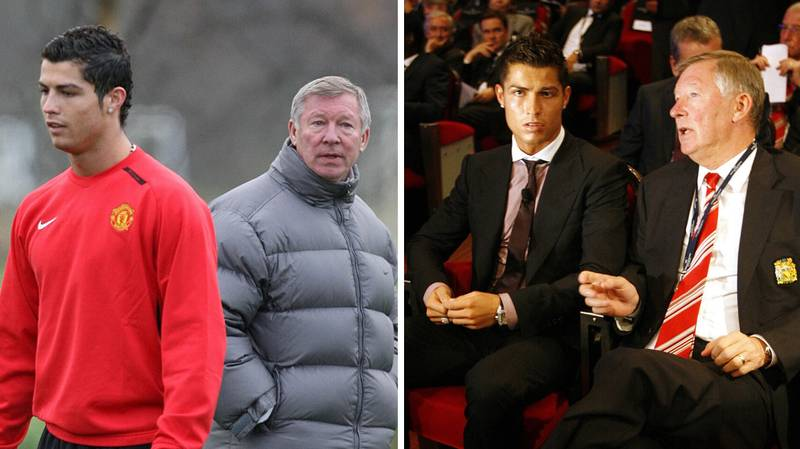 Sir Alex Ferguson Retired Just Two Weeks After Failed Double Transfer Swoop Including Cristiano Ronaldo